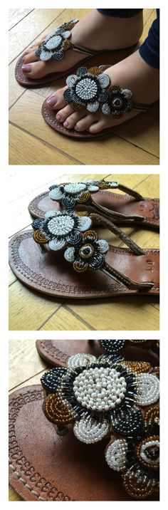 African Style shoes #2