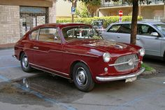 FIAT 1100 - coachwork by Siata