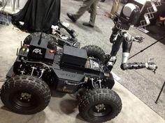 Segway Robotic Mobility Platform