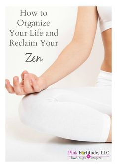 How to Organize Your Life and Reclaim Your Zen - The Coconut Head's Survival Guide Coconut Head, Abundant Health, Home Organization Hacks, Organizing Ideas, Organize Your Life, Like A Boss, Survival Guide, Getting Organized, In This World