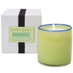 Greenhouse Candle
