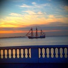 Pirate Jose Gaspar's ship sailing into Tampa Bay Gasparilla Tampa, Tampa Bay Area, Pirate Life, Tampa Florida, Graphic Design Projects, Places To See, Pirates, Sailing, Sunset