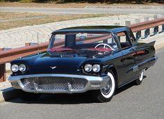 58 Ford Thunderbird - Google Search