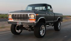 1979 Ford F- 150 Review - http://whatmycarworth.com/1979-ford-f-150-review/