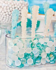 Dazzling Under the Sea Party // Hostess with the Mostess®