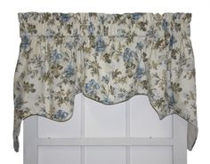 Beautiful Farrell floral print Valance Curtains, Drapes Curtains, Curtains, Windows, Custom Curtains, Country Kitchen Curtains, Window Toppers, Curtains Window Treatments, Curtain Styles