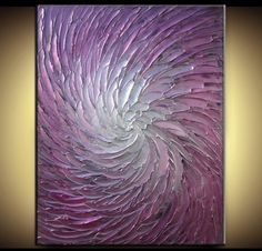 30 x 40 personalizado Original textura abstracto por artoftexture