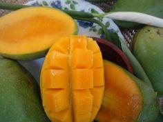 Mangues du Cameroun, mon fruit préféré!!
