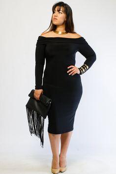 d26c26ed87220 plus size off the shoulder dress  UNIQUE WOMENS FASHION Unique Clothes For  Women