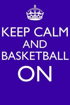 Basket ball. Keep calm people, we're saved! I <3 BASKETBALL!!!!!!!!!!!!