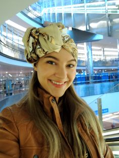 Some of my recent turban variations   October 13   Dubai airport