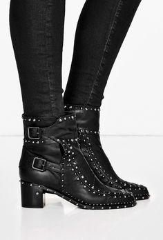Las 83 mejores imágenes de botines inv dama 2019   Zapatos