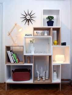 muuto stacked shelf system buy - Google Search