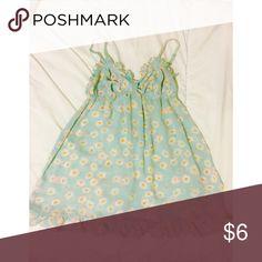 Nightie Beautiful floral nightie - short and sexy! Like new. Intimates & Sleepwear Pajamas