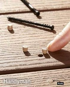 Learn how to build a deck with composites and other rot-resistant materials for beauty and longevity. Composite Decking, Trex Decking, Decking Ideas, Deck Alternatives, Build A Picture Frame, Under Deck Roofing, Under Deck Ceiling, Second Story Deck, Deck Building Plans