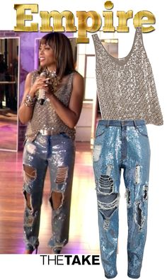 As Seen on Cookie Lyon in @empirefoxtv on @foxbroadcasting   Season 2 Episode 7   TheTake.com