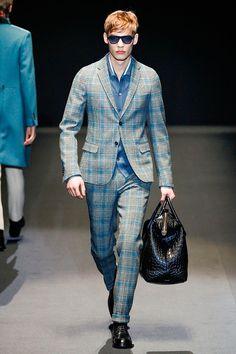 Gucci Otoño-Invierno 2013, colorido; sí, pero siempre elegantes