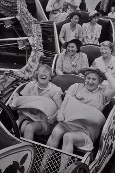 Your Choice! You can choose to live your life with the joy of the front row or solemness of the third