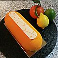Le mand'agrumes Dacquoise, Biscuit Coco, Plastic Cutting Board, Cake, Desserts, Key Lime, Pineapple, Yummy Recipes, Cooker Recipes