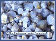 Healing Properties of Calcedony