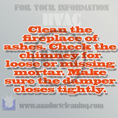 Chimney Sweep, Duct Cleaning, San Antonio