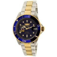 Product Image: Invicta Men's Disney Limited Edition 22778 Gold/Silver Stainless-Steel Quartz Dress Watch