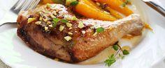 Pepper Jelly Glazed Chicken Legs -good, quick and easy Glazed Chicken, Chicken Legs, Epicure Recipes, Pepper Jelly, 20 Min, Chicken Recipes, Steak, Good Food, Dinner Recipes
