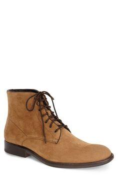 J&M 1850 'Decatur' Plain Toe Boot (Men)