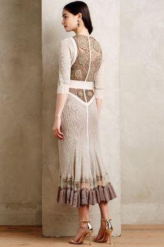 Eda Knit Dress #anthrofave