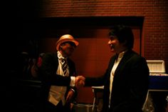 2012/08/25 CHAGE and ASKA Official Web Site   なんだかんだで良い距離感といえばこの人たちも 1/2