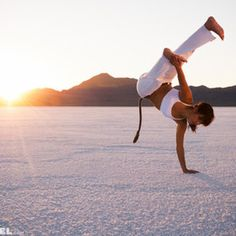 Brazilian Martial Art form, Capoeira#