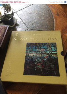 On Sale Now The Story of Great Music Slavic Traditions by EMTWTT