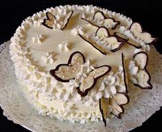 Citromhab: Limoncello torta