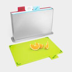 Love this cutting board idea