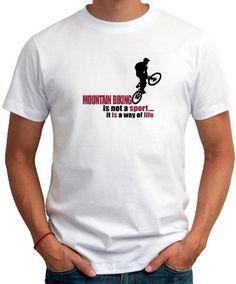 Mountain Biking Is Not A Sport... It Is A Wa...