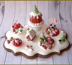 Christmas Sweets Cookie