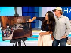 """""""Fixer Upper"""" Stars Help Harry's Audience Gaines Fixer Upper, View Tv, Hgtv Shows, Hgtv Designers, Fixer Upper House, Chip And Joanna Gaines, Country Charm, Modern Country"""