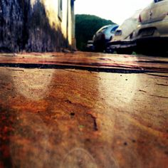 Por onde pisaram, eu também pisei!  Monsenhor Horta - Mariana/MG