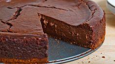 Veja a Deliciosa Receita de Cheesecake de Chocolate. É uma Delícia! Confira!