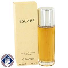 Calvin Klein Escape for Women 100ml/3.4oz Eau De Parfum Spray Perfume Fragrance