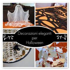 Decorazioni di Halloween eleganti