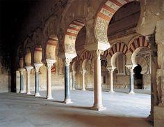 Medina Azahara, Cordoba, Spain.