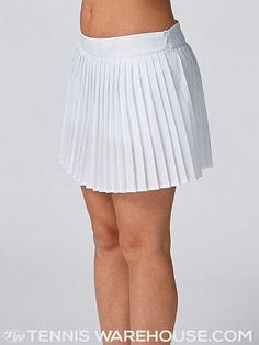 Lacoste Women's Fall Pleated Skirt