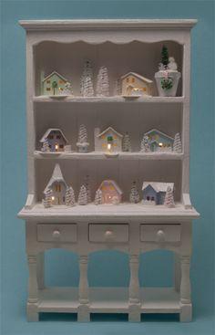 LED Lighting tutorial for glitter houses. Gorgeous item. miniature