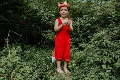 Cute kid's fox costume by wildimaginationshop on etsy