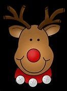 Image result for Cute Rudolph Reindeer Clip Art