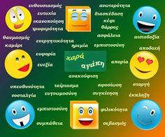 ΤΟ ΠΕΡΙΒΟΛΑΚΙ: ΝΕΟΕΛΛΗΝΙΚΗ ΓΛΩΣΣΑ Β΄ΔΗΜΟΤΙΚΟΥ ΕΝΟΤΗΤΑ 16 ΝΙΩΘΩ Gym Games, Bullying, Back To School, Education, Blog, Anna, Smileys, Therapy, Smiley Faces