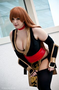 Kasumi from Dead Or Alive - Kamisama.fr - Artwork, Cosplay, Manga, Sexy, Otaku, Geek, Comics // 神様
