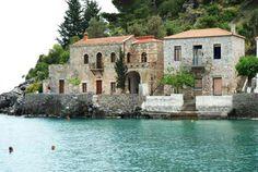 Kyparissi Lakonias, Peloponesse, Greece