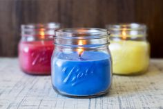 Finally, a candle-making kit that smells as good as it looks.